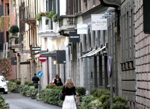 Fashion District Milan